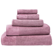 Dusk Costa Cotton Bathroom Towels