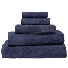 Ink Costa Cotton Bathroom Towels