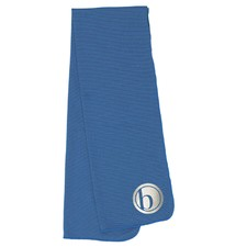 Blue Cold Snap Towel