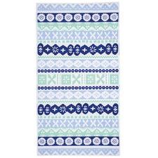 Tapa Egyptian Cotton Beach Towel