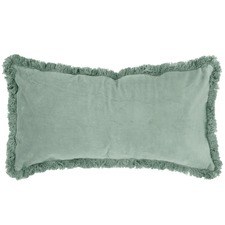 Rectangular Velvet Cushion