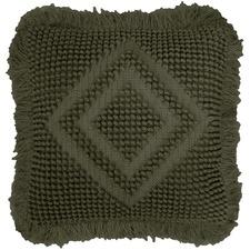 Timma Textured Cotton Cushion