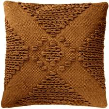 Amaya Textured Cotton Cushion