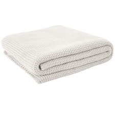 Seed Cotton Throw Rug