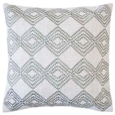 Ellery Embroidered Cushion