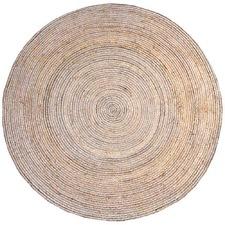Jinda Round Jute Rug