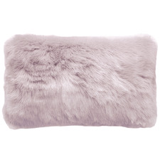 1250GSM Faux Fur Rectangular Cushion