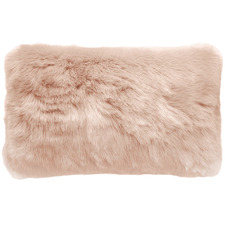 1250GSM Faux Fur Rectangular Cushion