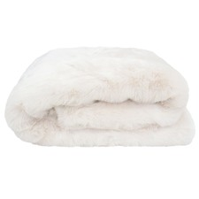 1250GSM Faux Fur Throw