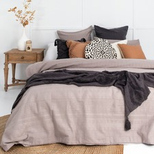Ashcroft Cotton Quilt Cover Set