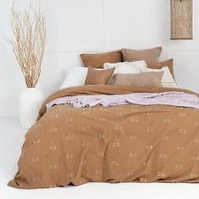 Oregon Cotton Quilt Cover Set