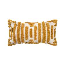 Ochre Topaz Cushion