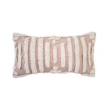 Rosewater Topaz Cushion