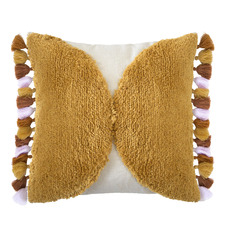 Mustard Yellow Sola Cushion