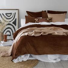 Cayenne Sloane Cotton Corduroy Quilt Cover Set