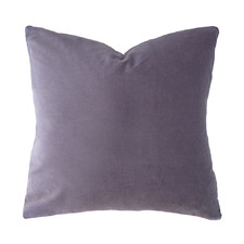 Square Cotton Velvet Cushion