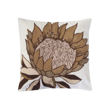 Protea Square Cushion