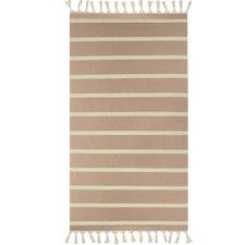 Bremer Striped Egyptian Cotton Hammam Towel