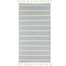 Bremer Striped Egyptian Cotton Hammam Towel