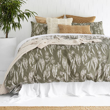 Myrtle Cotton Quilt Cover Set