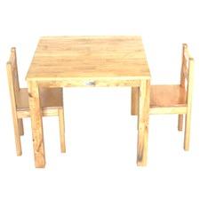 Children's 3 Piece Table Set