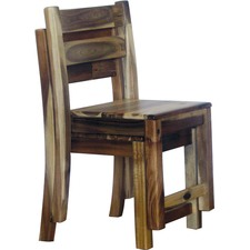 Stacking Wood Chair