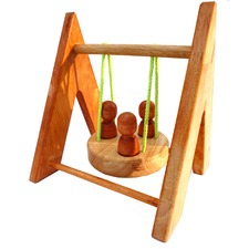 Wooden Swing Toy