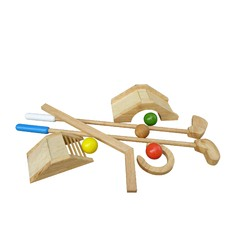 9 Piece Mini Golf Set