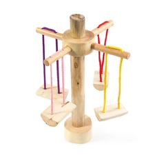 Recycled Timber Playground Set