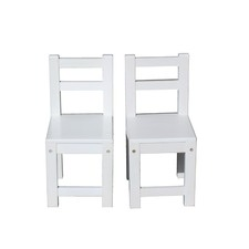 White Children's Chair