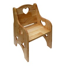 Wooden Toddler's Chair