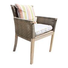 Rio Highback Wicker Armchair