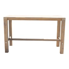 Sturdy Timber Table