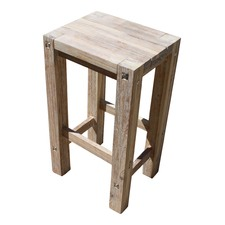 Sturdy High Stool