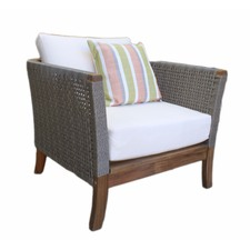 Classic Woven Armchair