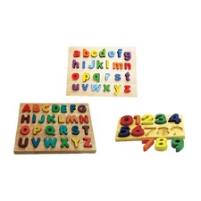 Literacy & Numeracy Puzzle Pack