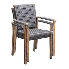 Maldives Stacking Armchair