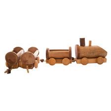 Q Toys Bamboo Train Set