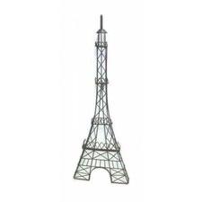 Half Eiffel Tower Wall Decor