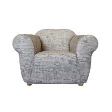 Statement Prints Signature 1 Seater Chair Cover