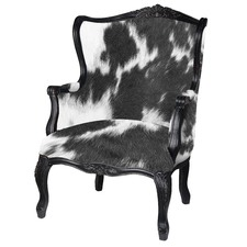 Jack Cow Hide Chair