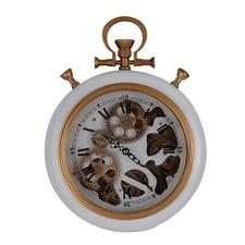 Orany Pocket Wall Clock