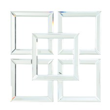 Four Square Cleo Wall Mirror