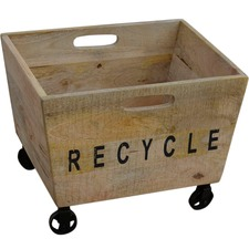 Industrial Recycle Basket