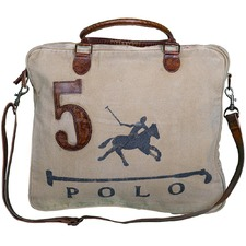 No. 5 Polo Bag