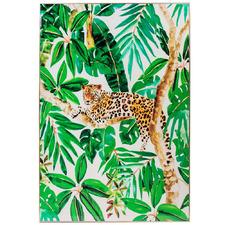 Leopard Canvas Wall Art