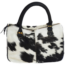I.T. Cow Hide Handbag