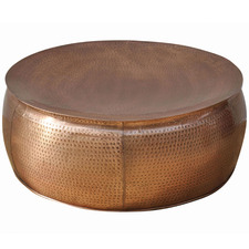 Bronze Jazzy Iron Coffee Table