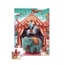 24 Piece Circus Mini Puzzle