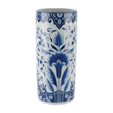 Delft Blue Umbrella Stand